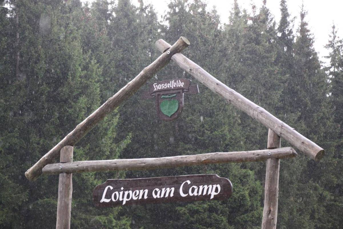 Loipen am Camp